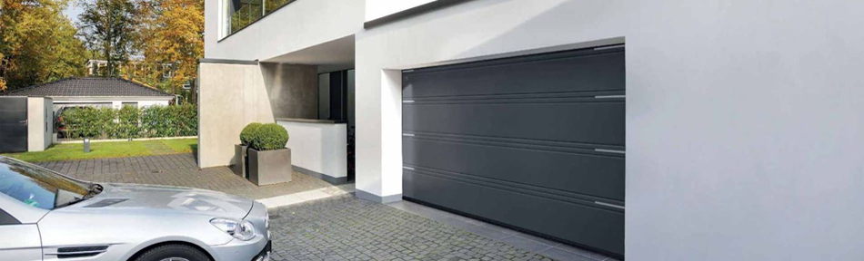 Image of Sectional Garage Doors
