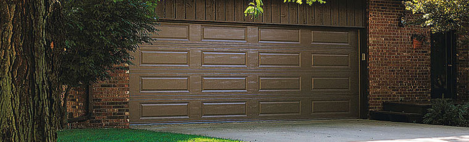 Image of Steel Garage Doors