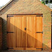 Wooden Garage Doors1